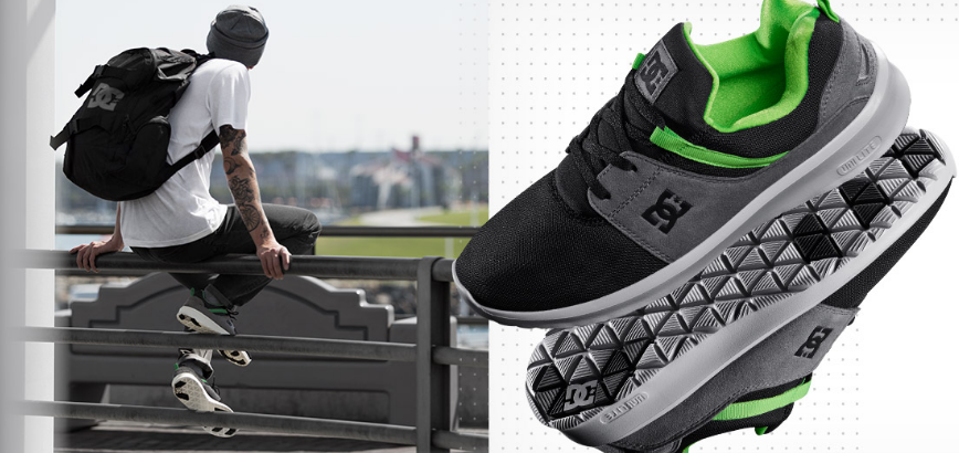 Акции DC Shoes в Салаире